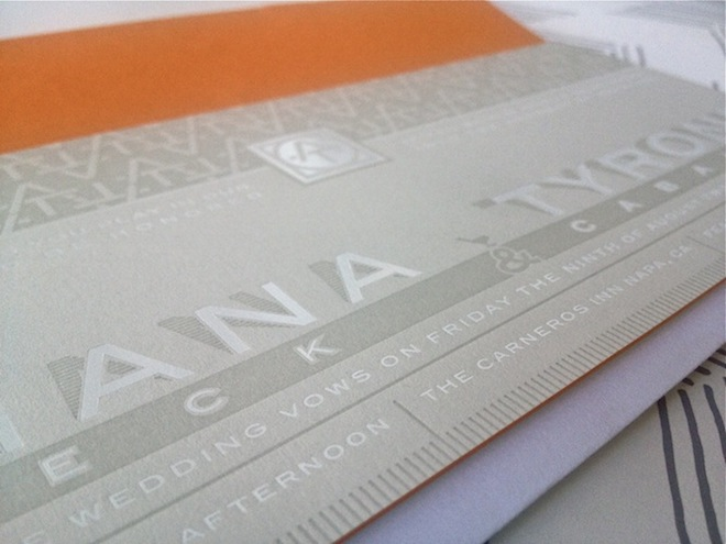 White foil is a great way to get opaque white on colored paper