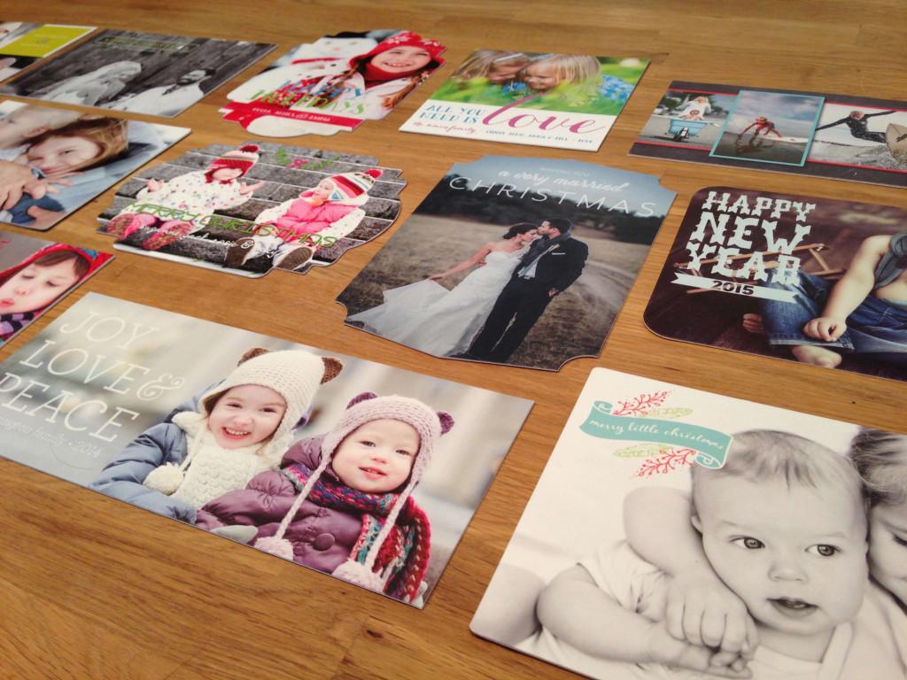 custom holiday cards by kramer drive