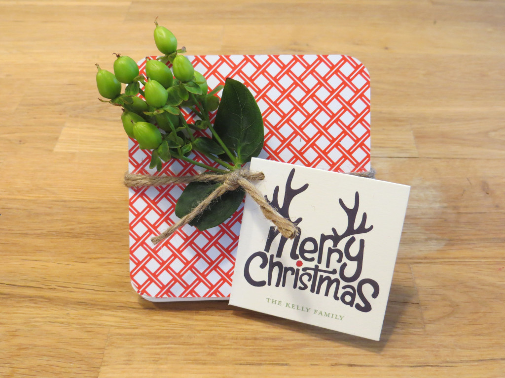 make your gifts even more special with custom gift tags