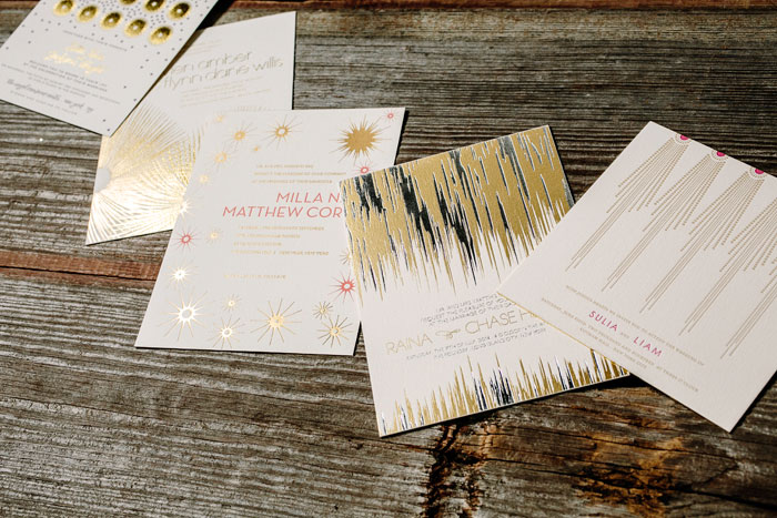 Modern Wedding Invitations For You