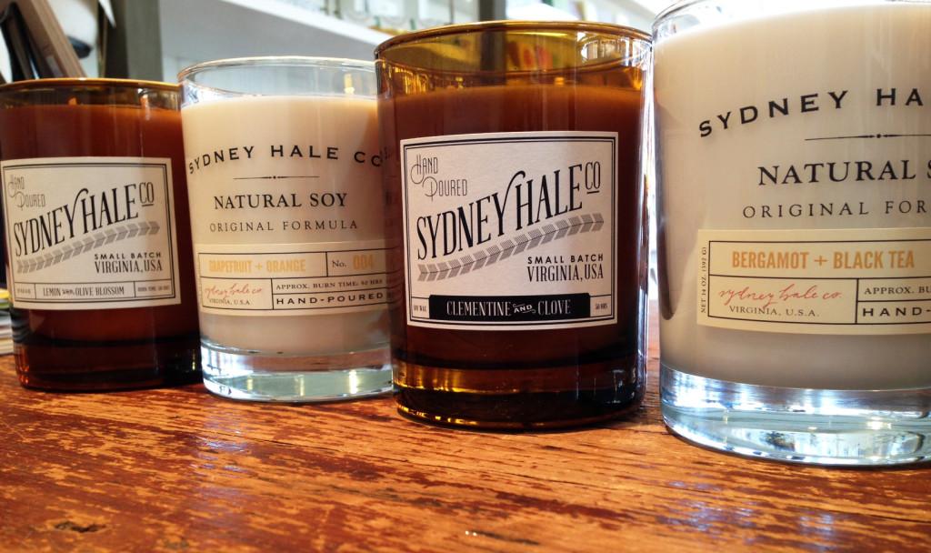 Sydney Hale Co. Candles