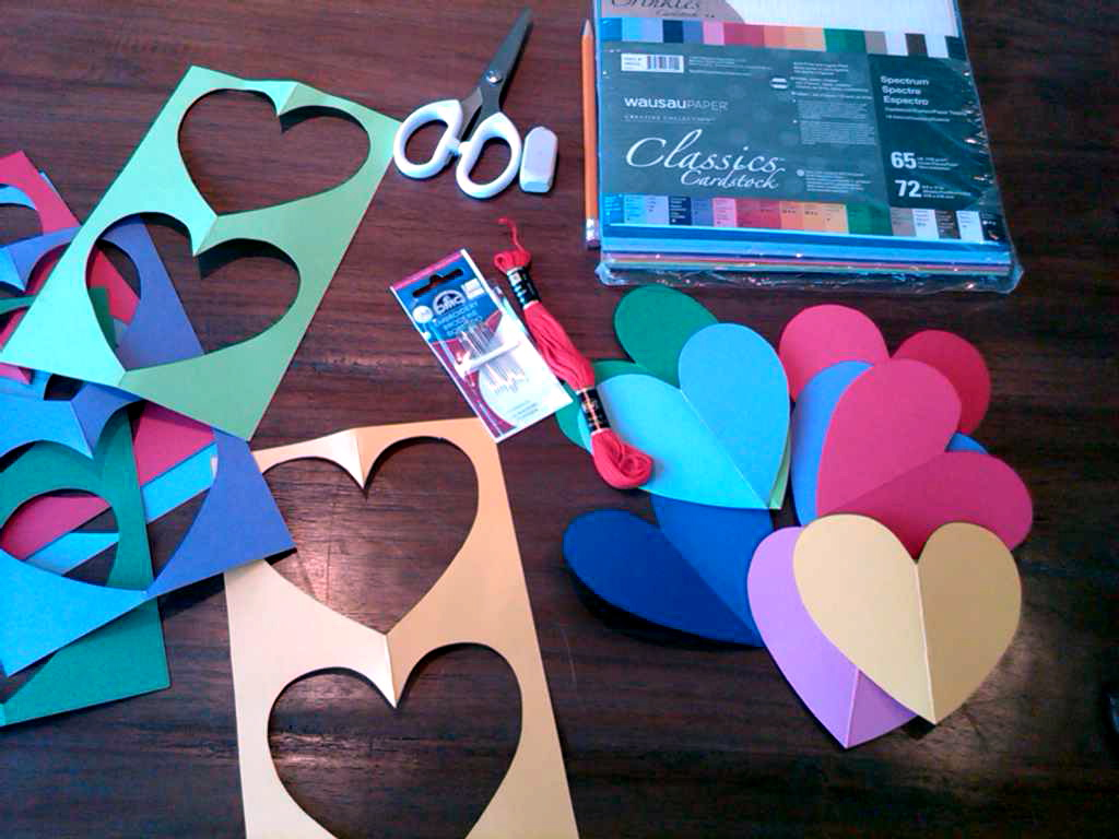 We heart paper crafts sweet paper submit jeuxipadfo Gallery