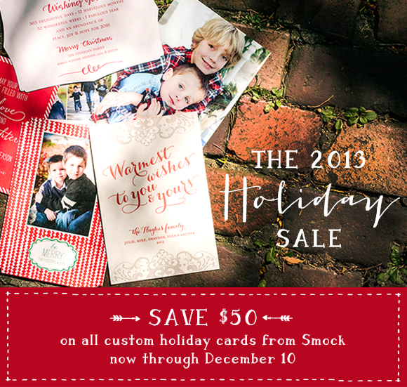 Smock Holiday Sale