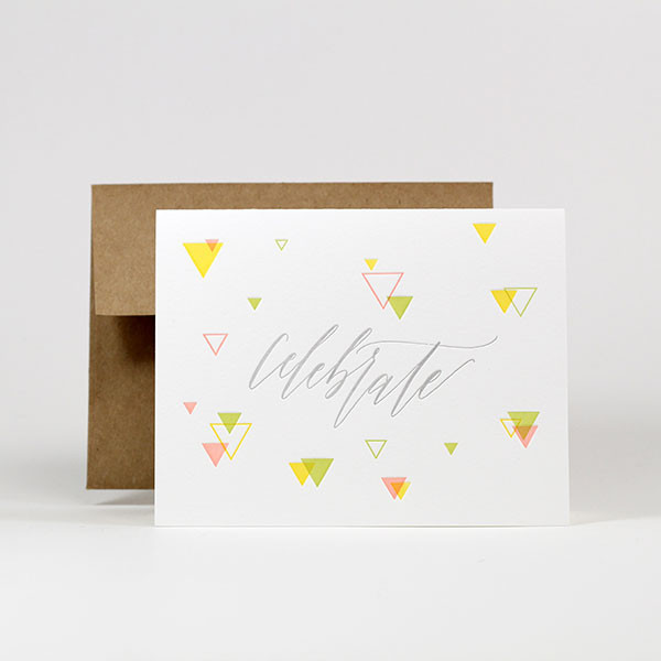Greeting Cards by Lilikoi Design + Letterpress