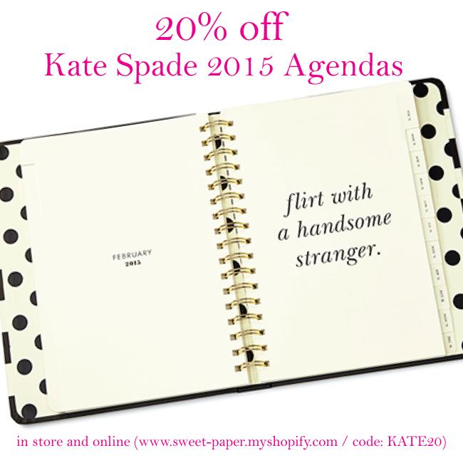 2015_Kate_Spade_Agenda