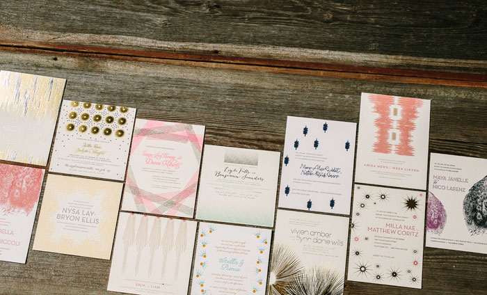 with endless customization options you create your dream wedding invitations!