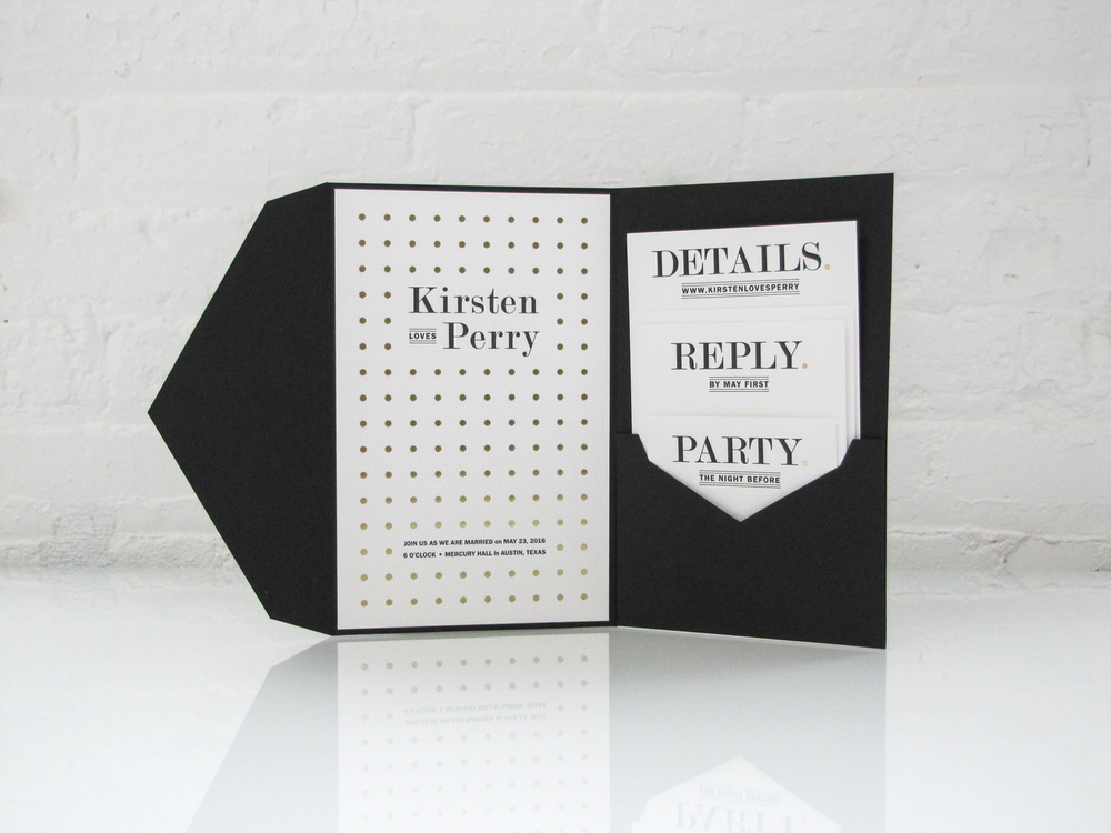 New Wedding Invitations By Spark Letterpress. By Sweet Paper | Nov 18, 2014  | San Diego Wedding Invitation ...