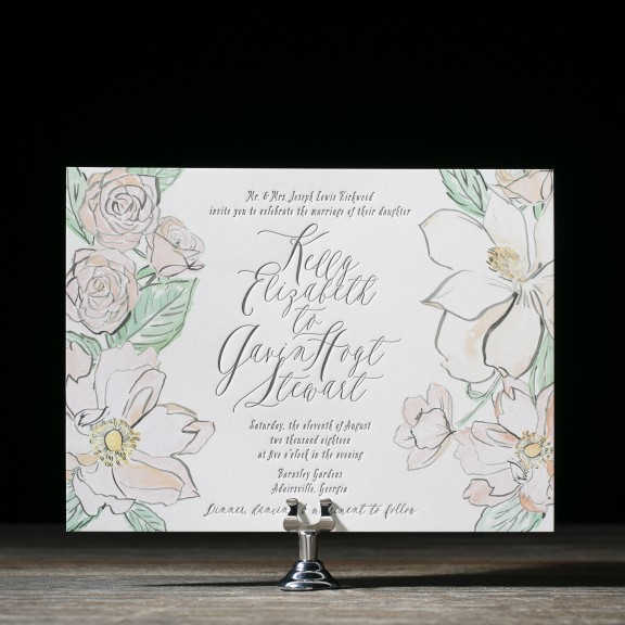 Floral_Wedding_Invitations_San_Diego