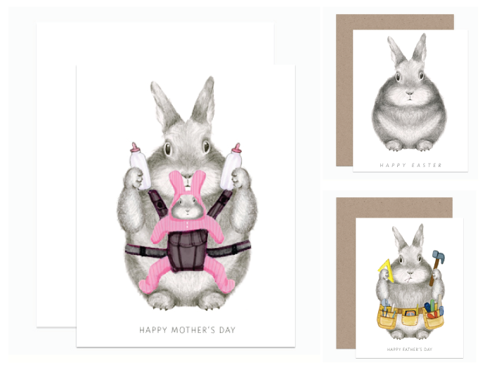 Currently Loving: Bunnies!