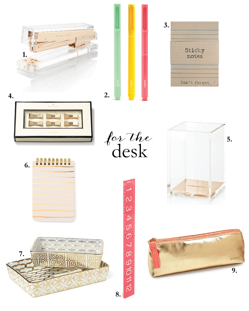 Dress Up Your Desk
