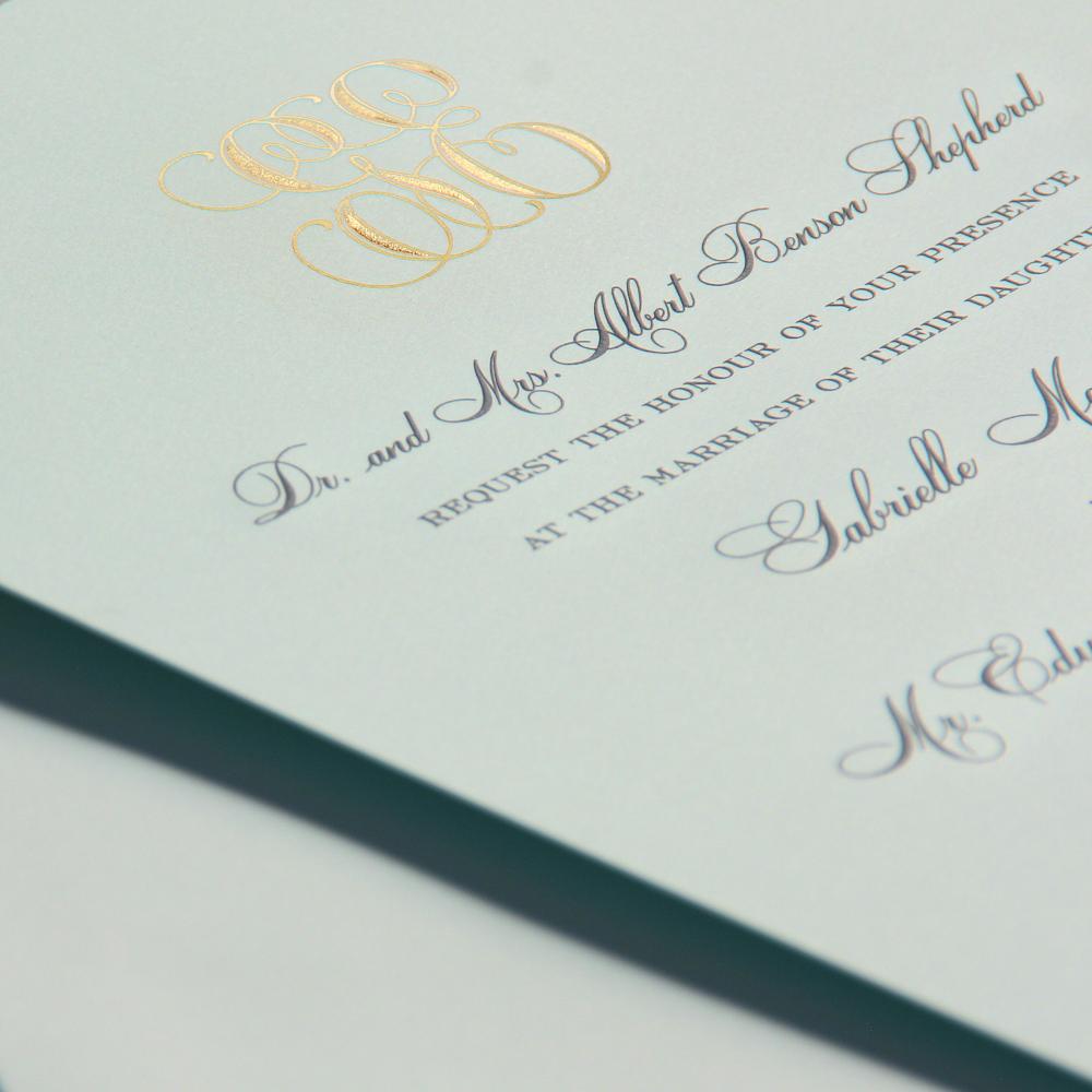 Dorable Wedding Invitations Crane Image Collection - Invitations ...