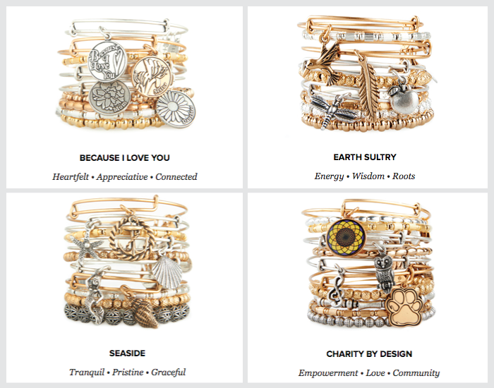 New at the Shop: Alex and Ani Collections