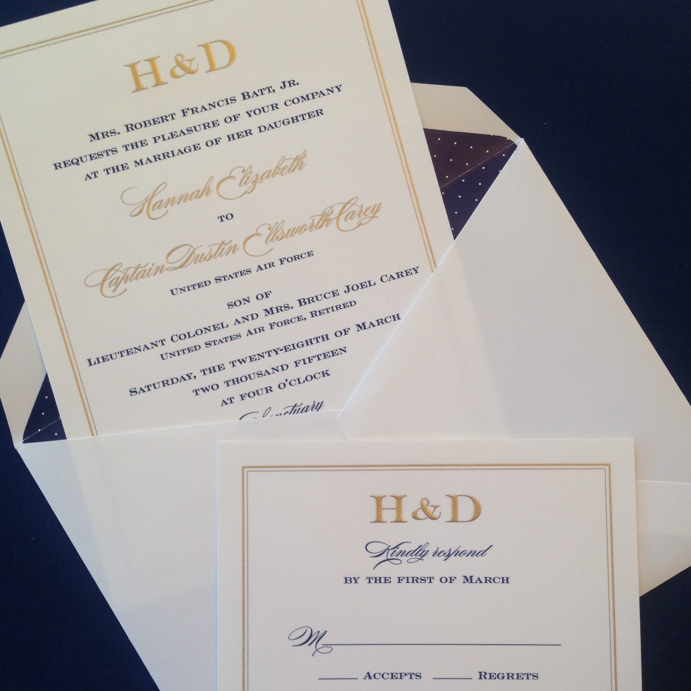 Wedding Invitations San Diego | Sweet Paper - Part 10