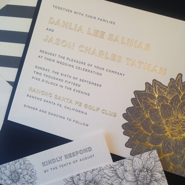 Wedding Invitations San Diego   Sweet Paper - Part 7