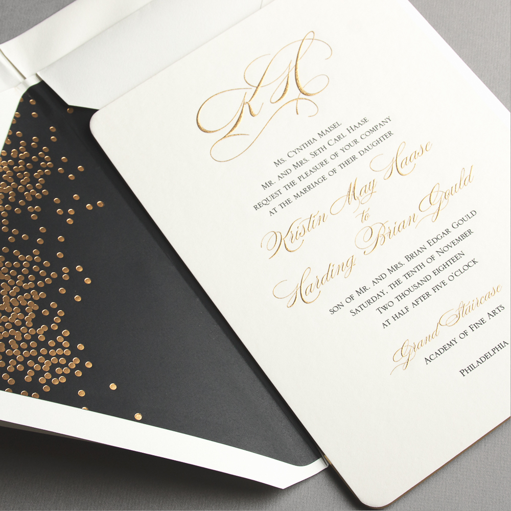 Vera Wedding Invitations