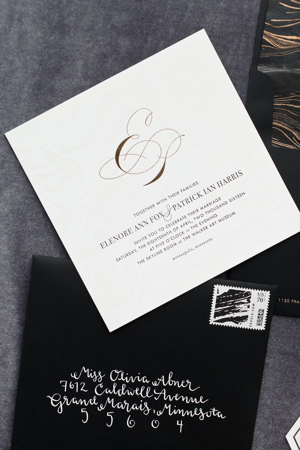 Free Insert Card with Wedding Invitations | Sweet Paper