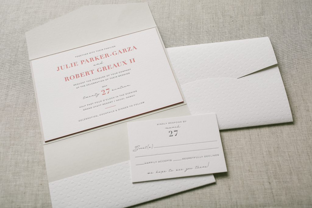 Destination Wedding Invitations. Dec 1, 2016 | Real Weddings, San Diego  Wedding Invitation ...