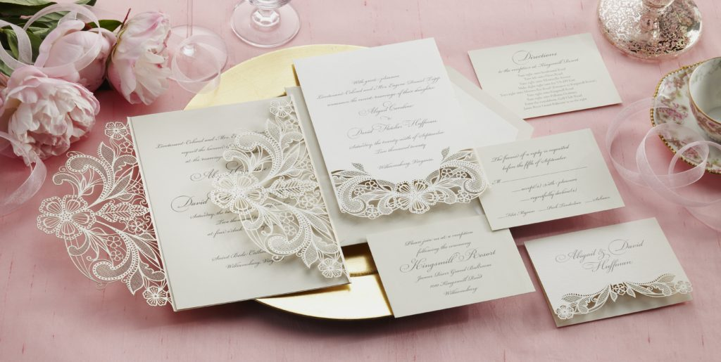 New Wedding Invitation Collection | Sweet Paper