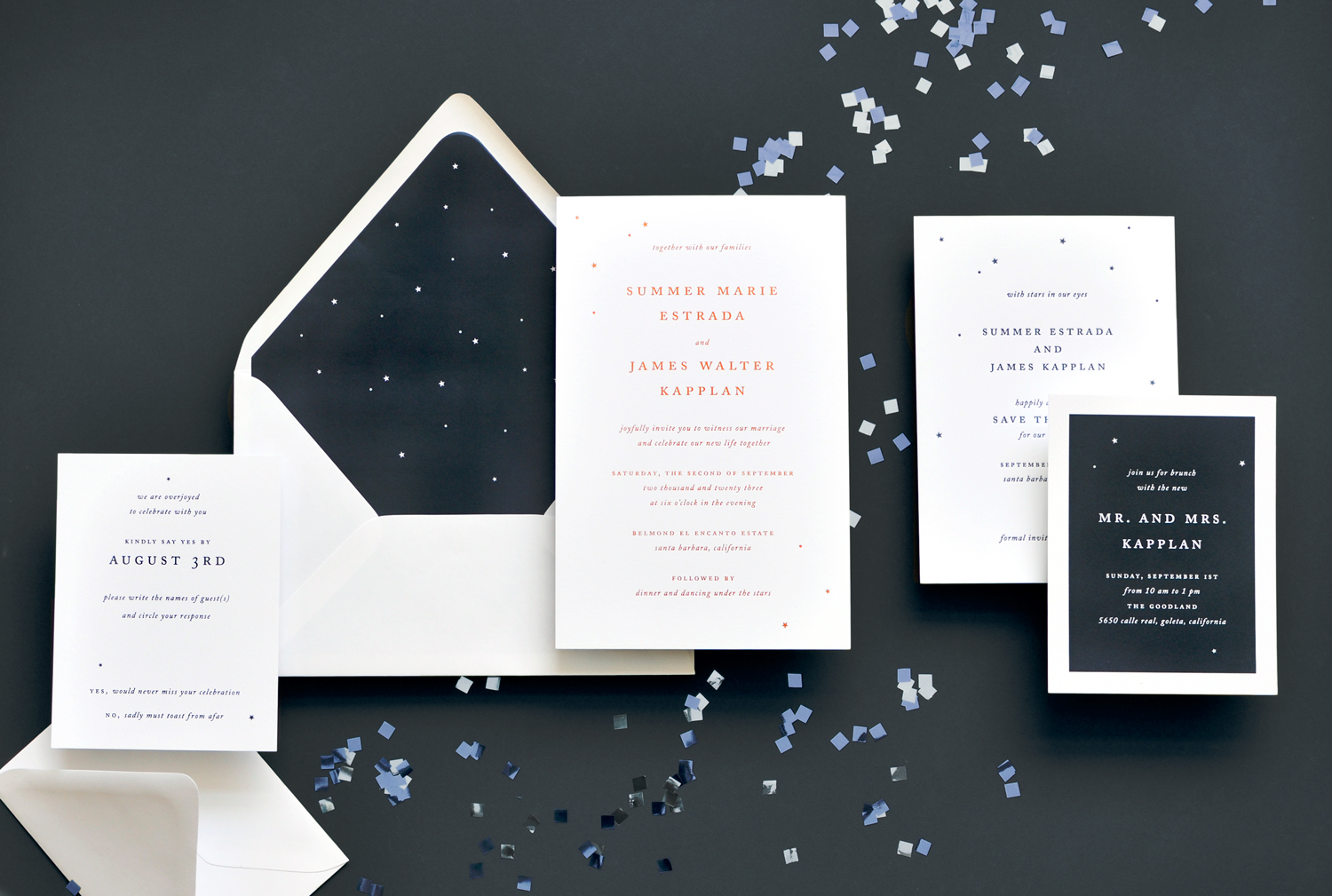 Wedding Invitations, Custom Letterpress and other Fine Stationery in ...