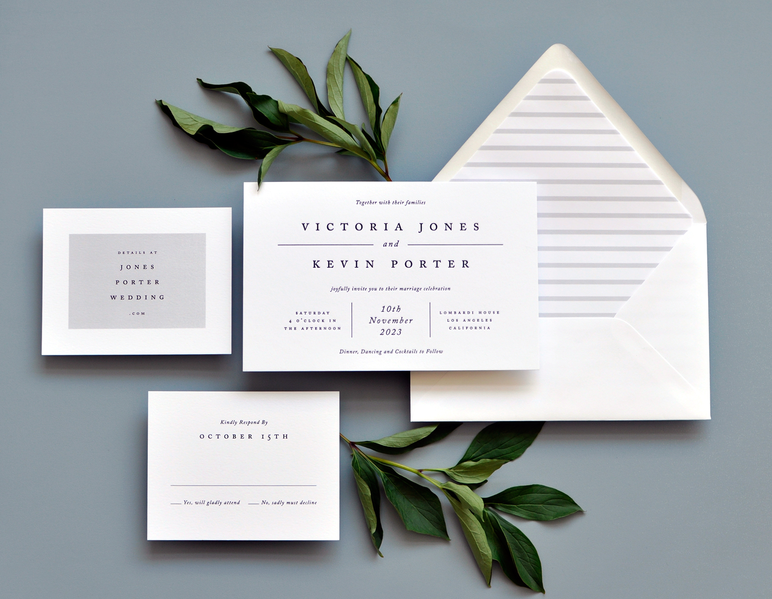 Wedding invitations custom letterpress and other fine stationery to book a consultation use the online calendar or give us a call at 8584561446 7660 a fay avenue la jolla california 92037 stopboris Image collections