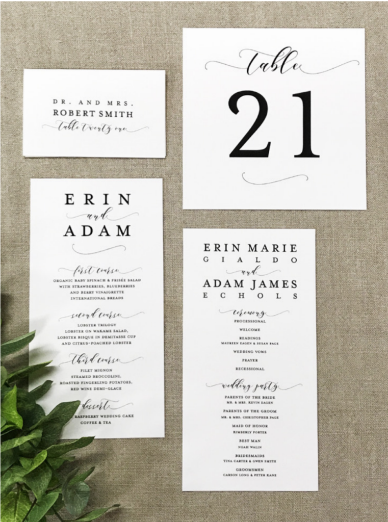 Wedding Invitations, Custom Letterpress and other Fine Stationery ...